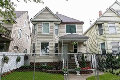 1998 Morrell Street, Detroit, MI 48209 - MLS#: 218091364