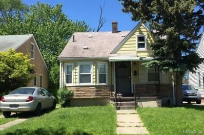 18537 Orleans Street, Detroit, MI 48203 - MLS#: 218091573