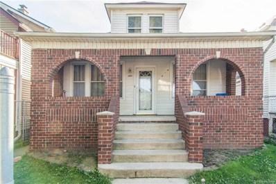5861 Tarnow Street, Detroit, MI 48210 - MLS#: 218091574