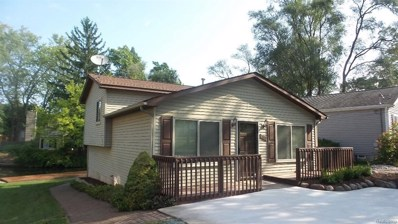 2824 Rowan Boulevard, Waterford Twp, MI 48329 - MLS#: 218091587