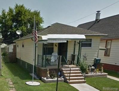 53 Batavia Street, River Rouge, MI 48218 - MLS#: 218091620