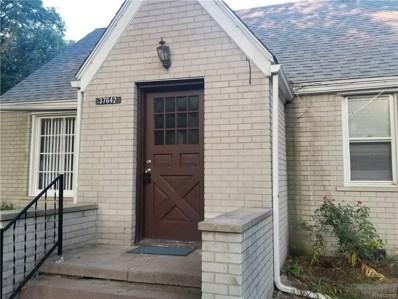 37642 Radde Street, Clinton Twp, MI 48036 - MLS#: 218091644