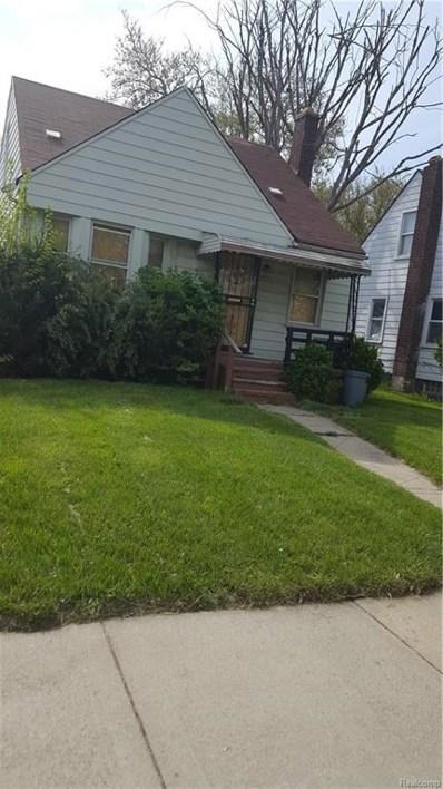 20403 Manor Street, Detroit, MI 48221 - MLS#: 218091663
