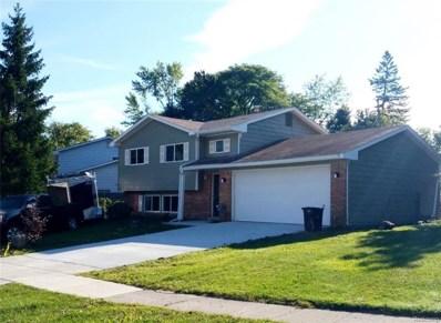 599 Provincetown Road, Auburn Hills, MI 48326 - MLS#: 218091676