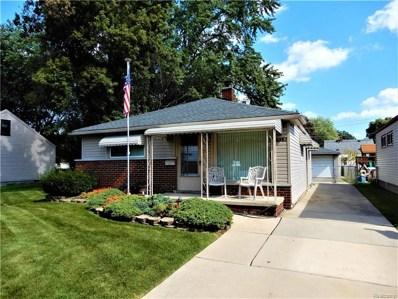 4987 Ziegler Street, Dearborn Heights, MI 48125 - MLS#: 218091704