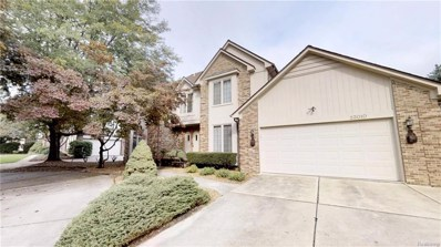 23010 Fox Creek, Farmington Hills, MI 48335 - MLS#: 218091721