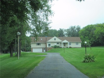 7303 E Holly Road, Groveland Twp, MI 48442 - MLS#: 218091797