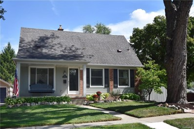 4602 Groveland Avenue, Royal Oak, MI 48073 - MLS#: 218091834