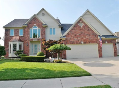 47111 Malburg Way Drive, Macomb Twp, MI 48044 - MLS#: 218091835