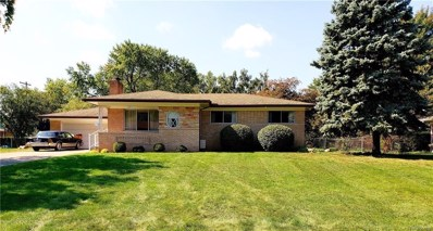 2911 Huntington Park Drive, Waterford Twp, MI 48329 - MLS#: 218091848
