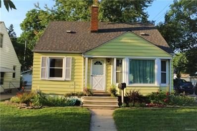 24600 Boston Street, Dearborn, MI 48124 - MLS#: 218091850