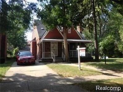 15323 Rutherford Street, Detroit, MI 48227 - MLS#: 218091881