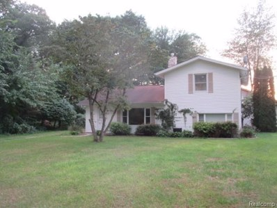 6871 Maplewood Drive, Bedford Twp, MI 48182 - MLS#: 218091941