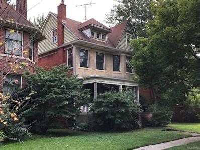 731 Delaware Street, Detroit, MI 48202 - MLS#: 218091967