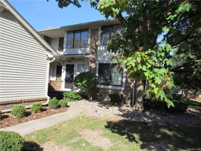 6002 Pebble Lane Court, West Bloomfield Twp, MI 48322 - MLS#: 218092021