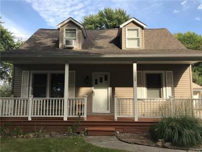 1109 S Pine Street, Frankenmuth, MI 48734 - MLS#: 218092054