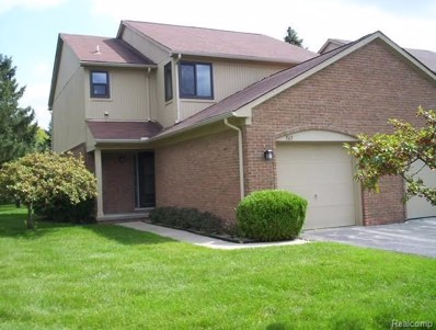 563 Tennyson, Rochester Hills, MI 48307 - MLS#: 218092077
