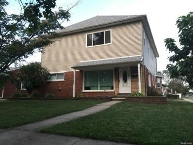 8414 Lochdale Street, Dearborn Heights, MI 48127 - MLS#: 218092102