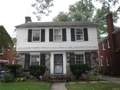 19150 Littlefield Street, Detroit, MI 48235 - MLS#: 218092116
