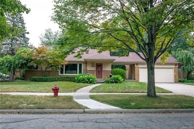 12923 Victoria Avenue, Huntington Woods, MI 48070 - MLS#: 218092119