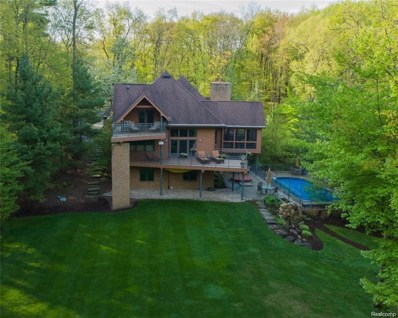 2478 White Pine Drive, Addison Twp, MI 48370 - MLS#: 218092135