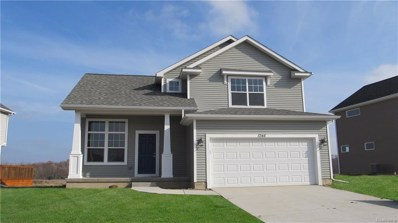 2172 Rolling Hills Drive, Holly Twp, MI 48442 - MLS#: 218092196