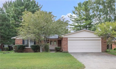 2927 Cedar Key Drive, Orion Twp, MI 48360 - MLS#: 218092204