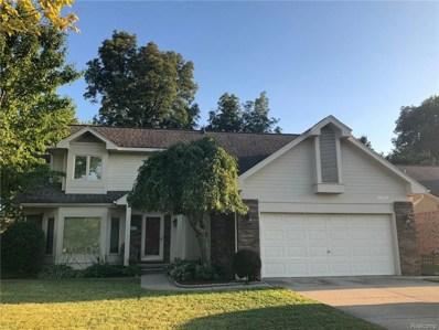 18634 Cranbrook Drive, Clinton Twp, MI 48038 - MLS#: 218092228