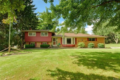 8442 Lawrence Avenue, Augusta Twp, MI 48197 - MLS#: 218092262