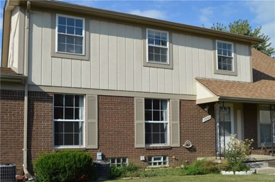 35502 Townley Drive UNIT 265, Sterling Heights, MI 48312 - MLS#: 218092268