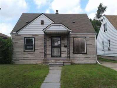 1926 S Ethel Street, Detroit, MI 48217 - MLS#: 218092378