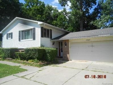 23245 Tulane Avenue, Farmington Hills, MI 48336 - MLS#: 218092409