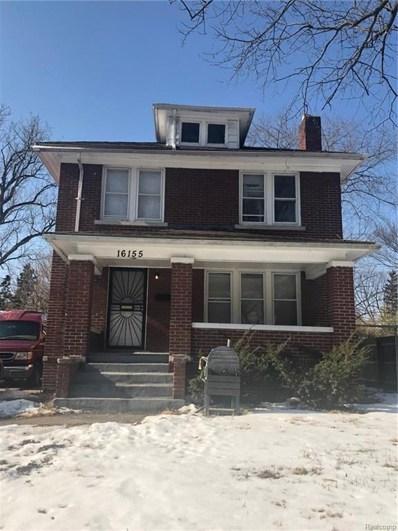 16155 Trinity Street, Detroit, MI 48219 - MLS#: 218092440