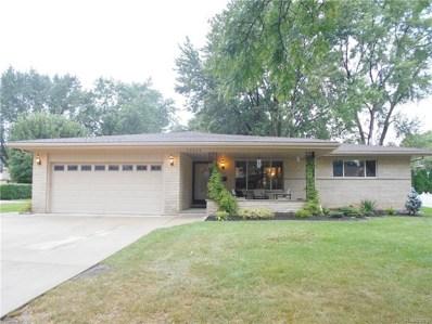 32035 Pinehill Drive, Warren, MI 48093 - MLS#: 218092495
