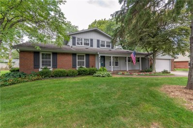 32210 Red Clover Road, Farmington Hills, MI 48334 - MLS#: 218092606