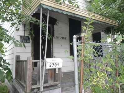 2709 Cochrane Street, Detroit, MI 48216 - MLS#: 218092662