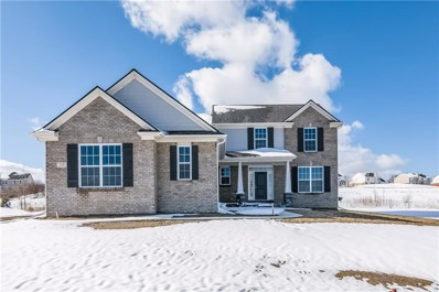 1299 Glass Lake Circle, Oxford Twp, MI 48371 - MLS#: 218092734
