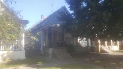 4790 Plumer Street, Detroit, MI 48209 - MLS#: 218092762