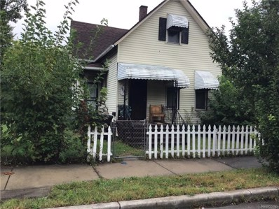 1572 Temple Street, Detroit, MI 48216 - MLS#: 218092773