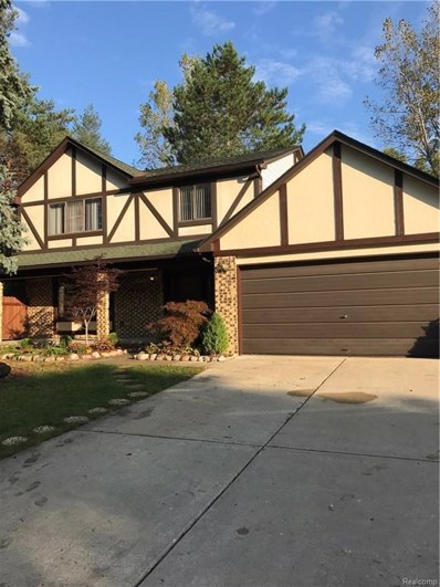 45924 Gainsborough Drive, Canton Twp, MI 48187 - MLS#: 218092847
