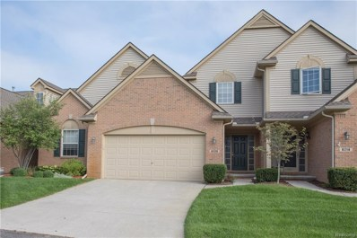 8220 Springdale Dr UNIT 108, White Lake Twp, MI 48386 - MLS#: 218092872