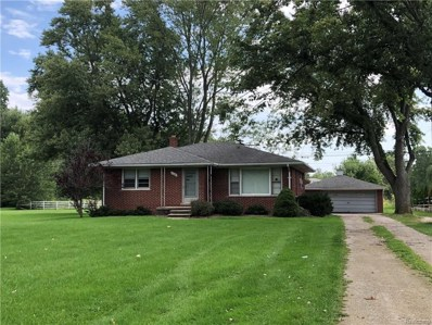 4843 Denton Road, Canton Twp, MI 48188 - MLS#: 218092894