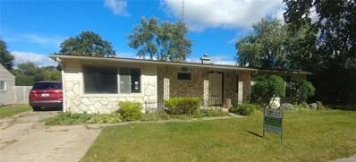 2354 Flintridge Street, Orion Twp, MI 48359 - MLS#: 218092944