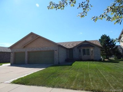 51597 Promenade Lane, New Baltimore, MI 48047 - MLS#: 218092952