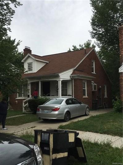 9166 Guilford Street, Detroit, MI 48224 - MLS#: 218092970