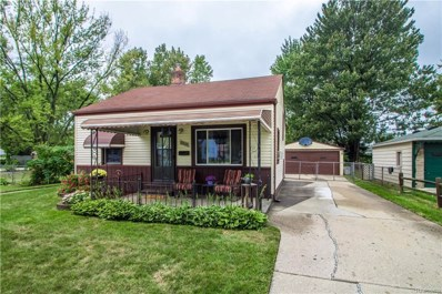 23135 Rausch Avenue, Eastpointe, MI 48021 - MLS#: 218092992