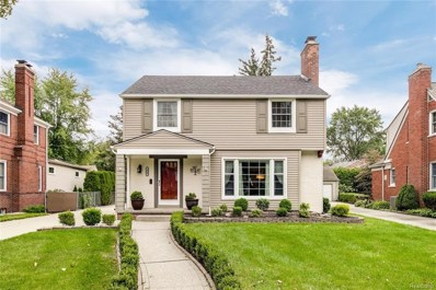 429 Roland Road, Grosse Pointe Farms, MI 48236 - MLS#: 218093023