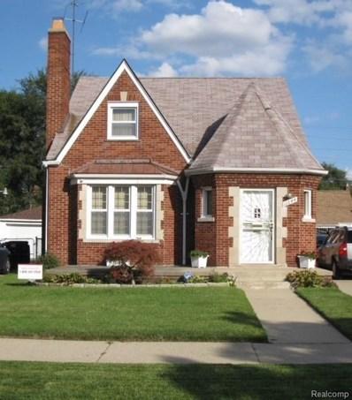 16844 Sussex, Detroit, MI 48235 - MLS#: 218093024