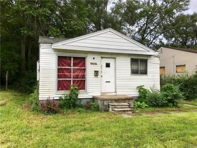 15323 Burt Road, Detroit, MI 48223 - MLS#: 218093095