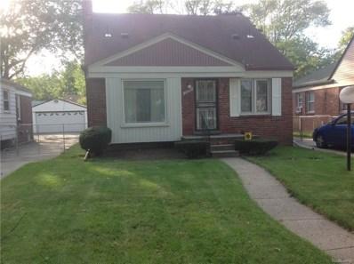 14591 Chatham Street, Detroit, MI 48223 - MLS#: 218093107